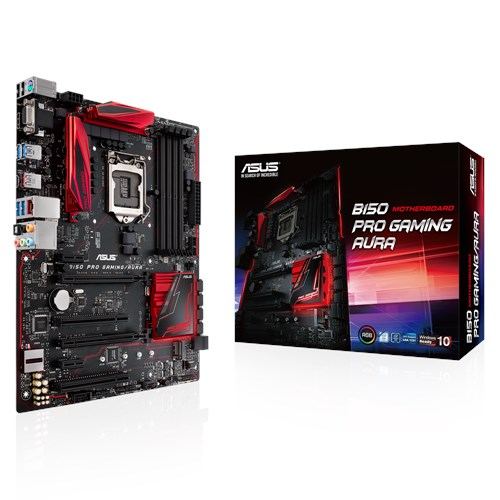 Read more about the article Asus B150-Pro-Gaming