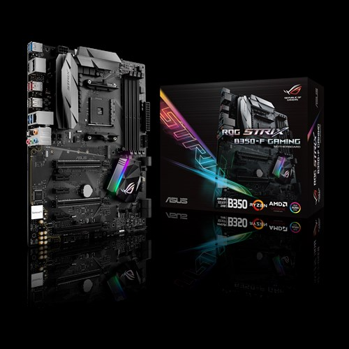 Read more about the article Asus B350 Strix b350-F