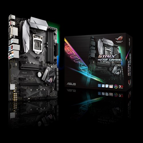 Read more about the article Asus H270 Strix h270-F