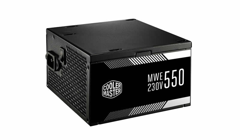 Read more about the article Coolermaster MasterWatt Entry , 550watt Power Supply