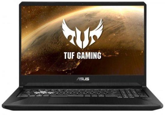 Asus Fx705du-78512bt TUF-gaming NB – Ryzen 7 3750H  17.3